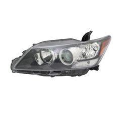 2011-2013 Scion TC Headlamp Lens/Housing LH