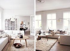design attractor: Delicious Danish Apartment