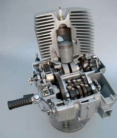 #MZ #Zschopau #engines are always a pleasure to look at. #motorcycle