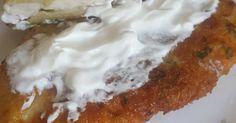 Mennyei Tócsnibabujtatott csirkemellfilé recept! Szinonima gyűjtemény segítségével 70 variáció névről tudok. Így nagyon népszerű a Tócsni vagy  Tocsi…?  Egy ízletes sültet próbáltam megvalósítani. Tócsniba Bujtatott csirkemellfilé, nagyon macerás, de megéri. Mashed Potatoes, Goodies, Pie, Ice Cream, Pudding, Ethnic Recipes, Desserts, Food, Whipped Potatoes