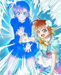 Love live×Dragonball   Anime Amino