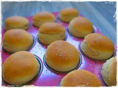 Rezepte mit Herz ♥: blitzschnelle Mini - Brötchen