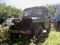 Willys Jeep unusual Cab