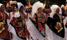 Guelaguetza -Oaxaca