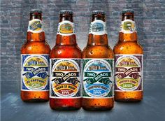 Image result for two roads beers