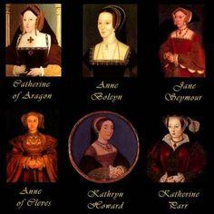 Ovejas Eléctricas: Las seis esposas de un caprichoso Enrique VIII