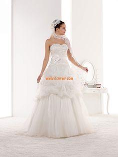 Pære Tyll Vår Bryllupskjoler 2013