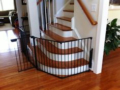Delicieux Fresco Of The Best Baby Gate For Top Of Stairs Design That You Must Apply
