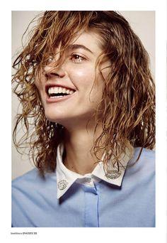 Semblance - Photography by Ana Fanelli Styled Julia Kovadloff Make up Luciana Romero / Frumboli Estudio Hair Christian Di Petta / JC Agency Model Flor Chiaramoni / EP Bookers
