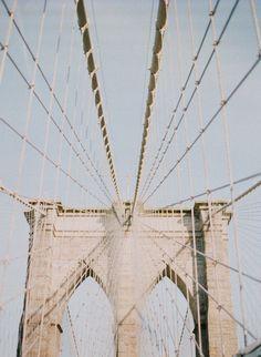 Brooklyn Bridge  Photography By / http://martalocklearphoto.com