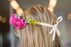 How To Make A Flower Crown - DIY Flower Crown - Cosmopolitan