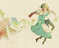 Howl's Moving Castle the best movie ever.