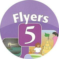 Cambridge YLE Tests Flyers 5 CD Audio