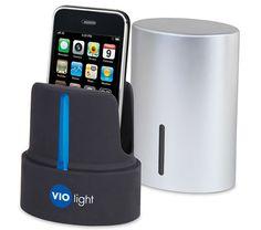 スマホはいつも清潔に、指で触るし口にも近ずけます!「Violight UV Cellphone Sanitizer」
