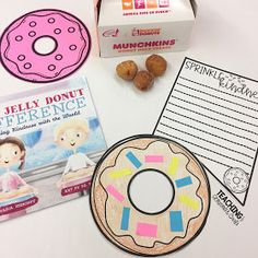 Teaching With Crayons and Curls: {Book Looks}: The Jelly Donut Difference Book Review