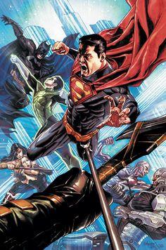 Superman; Injustice: Gods Among Us