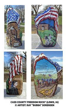 11 Freedom Rock Ideas Freedom Rock Iowa