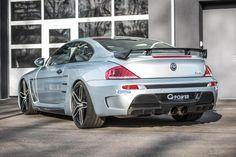 Un BMW M6 G-POWER es capaz de marcar un 0 a 100 km/h en 4.3 segundos, empleando sólo 9 segundos para lograr una velocidad de 200 km/h y 21.5 segundos para los 300 km/h antes de llegar a unos 370 km/h fijados como velocidad máxima.