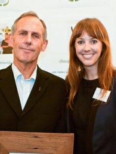 Emma and Bob Brown at the 2012 Green Lifestyle Awards. For the complete wrap up on our Awards, including a few words by Bob Brown, click here: www.greenlifestylemag.com.au/news/3256/eco-leaders-recognised