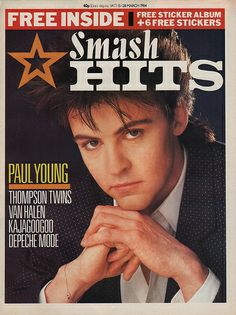 Smash Hits, March 15 - 28, 1984