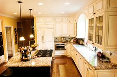Kitchens - traditional - kitchen - seattle - by McCarthy Custom Homes LLC.