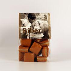 Original Appenzeller Biber - die Kleinen Mit reinem Honigteig und Mandelfüllung