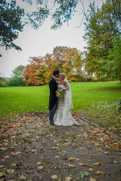 October Wedding Day.
