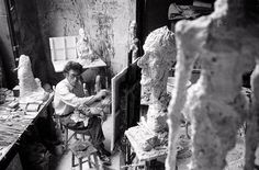 Alberto Giacometti #art #artstudios #artist