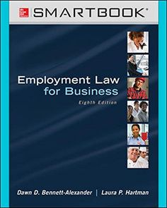 SmartBook for Employment Law  http://www.bestcheapsoftware.com/smartbook-for-employment-law/