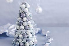 Christmas truffle tree main image