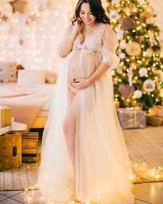 christmas pregnancy фотосессия беременности