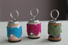 vintage spool thread photo holder - perfect for showing off a photo of your sweet!