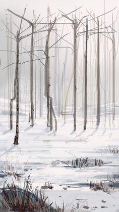concept digital painting, Laura Martin on ArtStation at https://www.artstation.com/artwork/4NV94