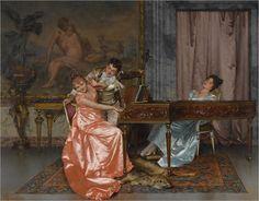 The-Recital_Vittorio Reggianini