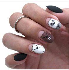 In search for some nail designs and some ideas for your nails? Here's our listing of must-try coffin acrylic nails for stylish women. French Tip Acrylic Nails, Best Acrylic Nails, Matte Nails, French Nails, Polygel Nails, Chic Nails, Coffin Nails, Nagellack Design, Nagellack Trends