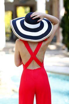 Repin Via: Kathya Salazar #summerstyle #readyforthebeach #effortlesslychic