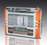 RockOla Remote Selector Wallete Box in Orange.