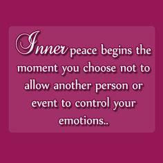 Peace Control
