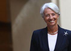 Christine Lagarde Photo - Christine Lagarde Takes Over As Managing Director Of IMF
