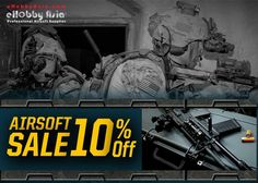 eHobby Asia 10% Off Airsoft Sale
