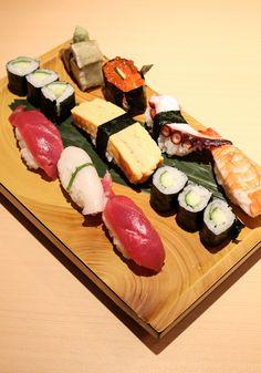 Tokyo's Affordable Sushi Restaurants