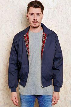 Vintage Renewal Harrington Jacket at Urban Outfitters