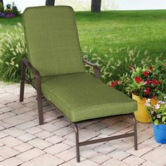 Better homes and gardens azalea ridge chaise lounge home for Better homes and gardens hillcrest outdoor chaise lounge
