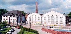 Außenansicht der Zinkfabrik Altenberg, LVR-Industriemuseum Oberhausen