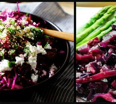 BRAISED RED #CABBAGE WITH #ONION, #APPLES AND #POMEGRANATE MOLASSES