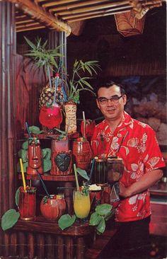 HAPPY NEW YEAR!POLYNESIAN CONCOCTION, ANYONE?  KAHIKI Polynesian Supper Club3583E. Broad St., Columbus Ohio A myriad of tastes and col...