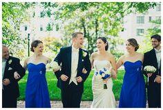 Richmond VA Wedding party
