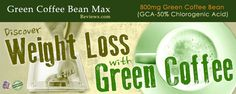 Green Coffee Bean Max Review - Find Green Coffee Bean Extracts Review and GCB Max Rating & Learn how it Works for Weight Loss?