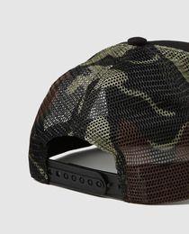 Gorra de niño Freestyle en negro con rejilla 370c39dc914