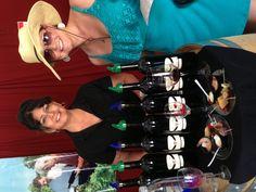 D.H. Lescombes VIP Wine Pairing Tent